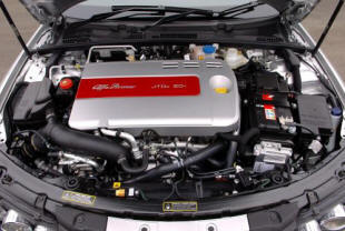 Alfa Romeo 159 engine