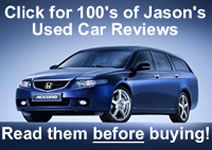 Jason Dawe's Used Car Reviews