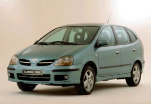 Nissan Almera Tino used car review